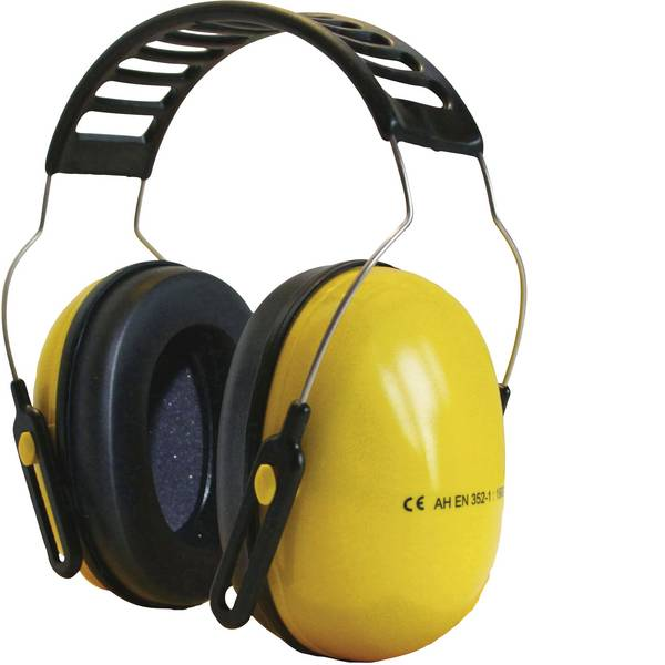 Cuffie da lavoro - Cuffia antirumore passiva 23 dB L+D Upixx Arton Metall 2645 1 pz. -