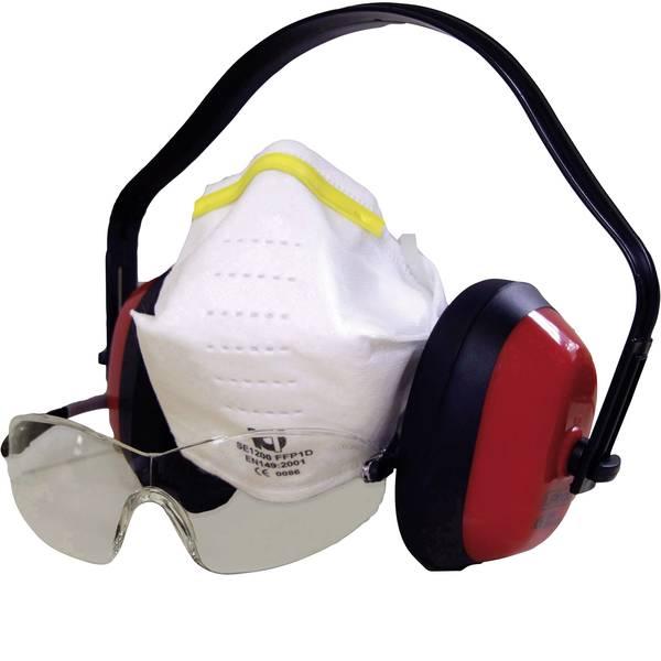 Cuffie da lavoro - L+D Upixx Security Set 2649 Cuffia antirumore passiva 23 dB 1 KIT -