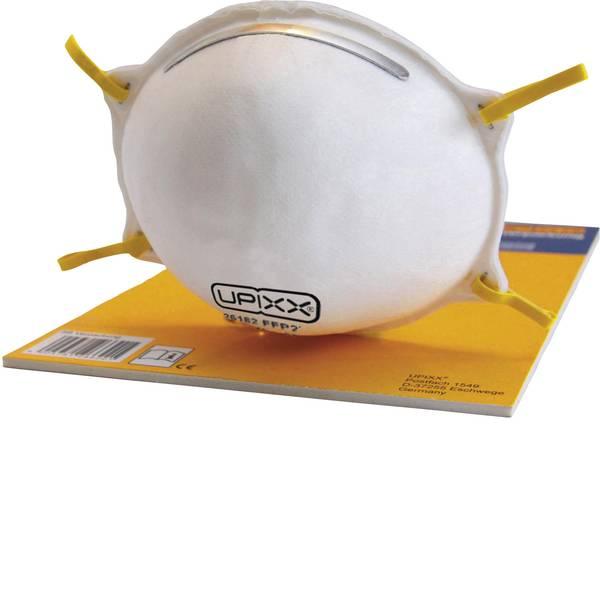 Maschere per polveri fini - Mascherina antipolvere senza valvola FFP2 D L+D Upixx 26093 1 pz. -