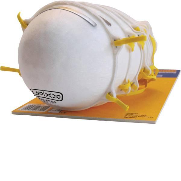 Maschere per polveri fini - Mascherina antipolvere senza valvola FFP1 D L+D Upixx 26094 10 pz. -