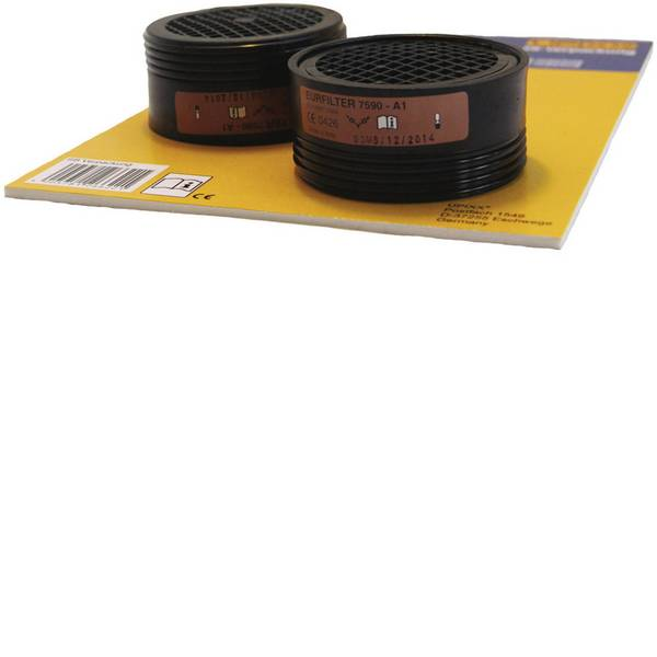 Filtri per protezione delle vie respiratorie - L+D Upixx Eurfilter 26235 Filtro-livello protezione: A1 2 pz. -