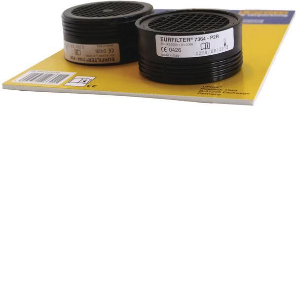 Filtri per protezione delle vie respiratorie - L+D Upixx Eurfilter 26236 Filtro-livello protezione: P2 R 2 pz. -