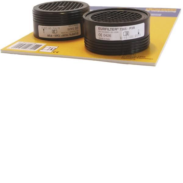 Filtri per protezione delle vie respiratorie - L+D Upixx Eurfilter 26237 Filtro-livello protezione: P3 R 2 pz. -