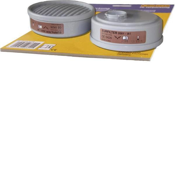 Filtri per protezione delle vie respiratorie - L+D Upixx Eurfilter ETNA 26244 Filtro-livello protezione: A1 2 pz. -