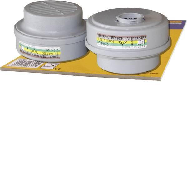 Filtri per protezione delle vie respiratorie - L+D Upixx Eurfilter ETNA 26246 Filtro-livello protezione: ABEK1P3 R 2 pz. -