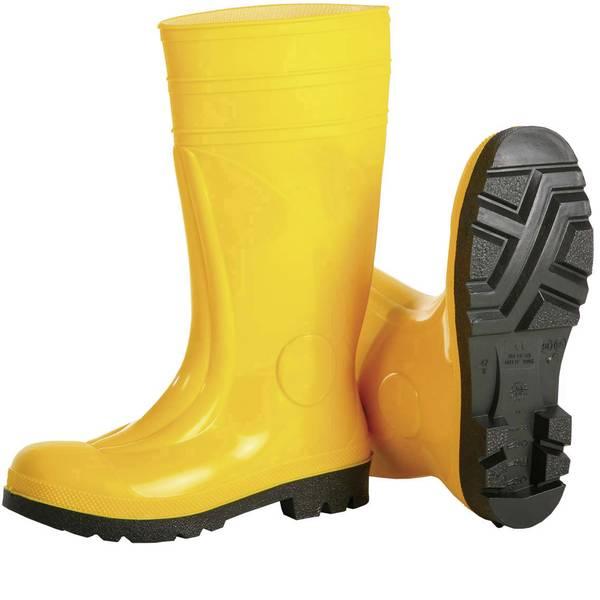 Scarpe antinfortunistiche - Stivali di sicurezza S5 Misura: 49 Giallo L+D Safety 2490UG 1 Paia -