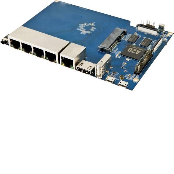 Schede di sviluppo e Single Board Computer - Banana Pi BPI-R1 BPi-R1 1 GB 2 x 1.0 GHz Allnet -