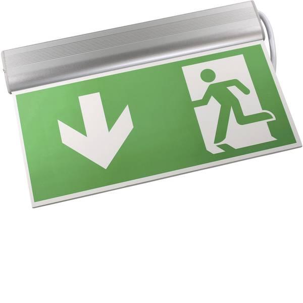 Segnaletica per uscite d`emergenza - Sensorit Standard AL Indicazione via di fuga illuminata Montaggio a soffitto, Montaggio a parete -
