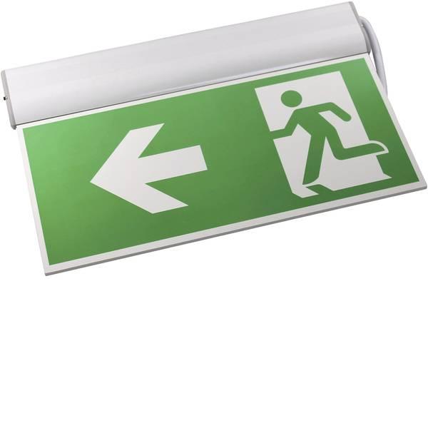 Segnaletica per uscite d`emergenza - Sensorit Standard W Indicazione via di fuga illuminata Montaggio a soffitto, Montaggio a parete -