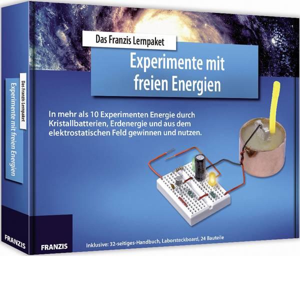 Kit di apprendimento fisica - Pacchetto di apprendimento Franzis Verlag LP Experimente mit freien Energien 65277 da 14 anni -