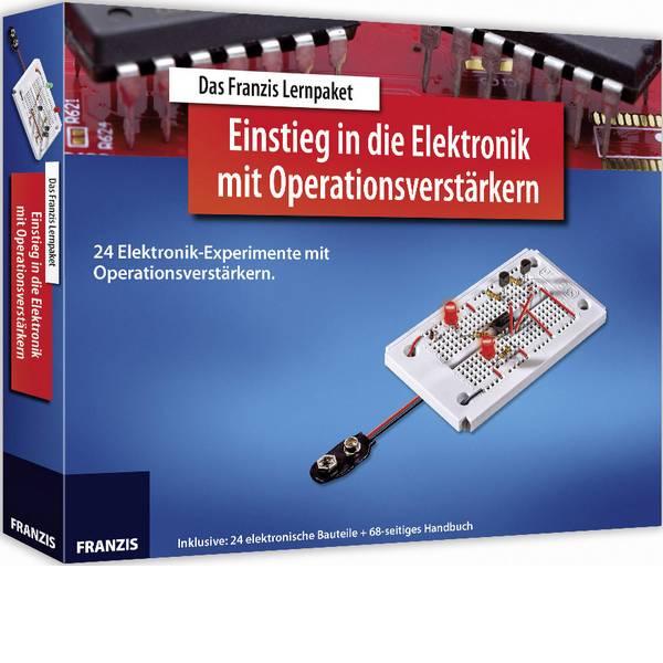 Kit esperimenti e pacchetti di apprendimento - Pacchetto di apprendimento Franzis Verlag Lernpaket Einstieg in die Elektronik mit Operationsverstärkern 65254 da 14  -