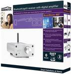 Boom Boom 460 - ricevitore audio Bluetooth con amplificatore | | | aptX