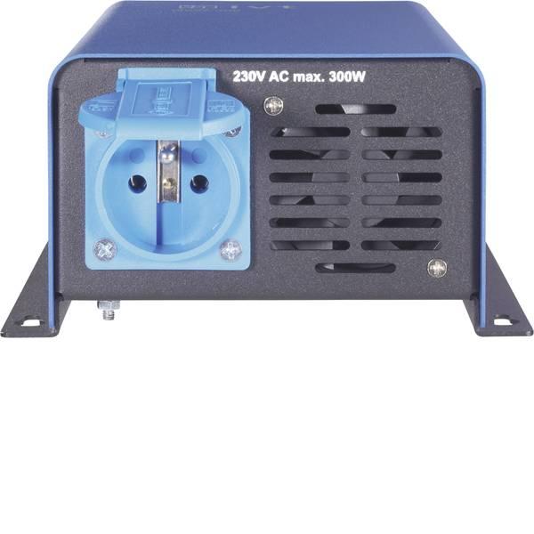 Inverter - IVT Inverter DSW-300/12 V FR 300 W 12 V/DC - 230 V/AC, 5 V/DC Comando a distanza -