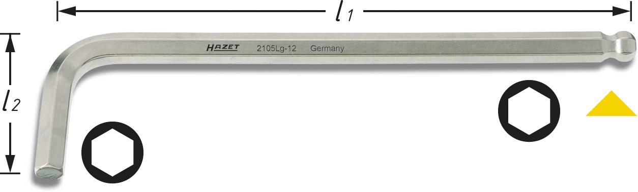 407085 chiave a brugola interna bernstein 5.5 mm 1 pz