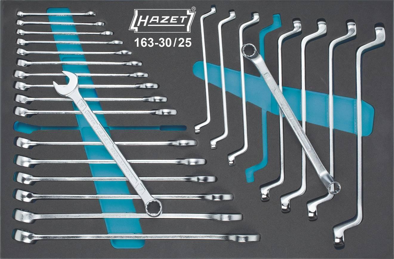 HAZET Ring-//Gabelschlüssel
