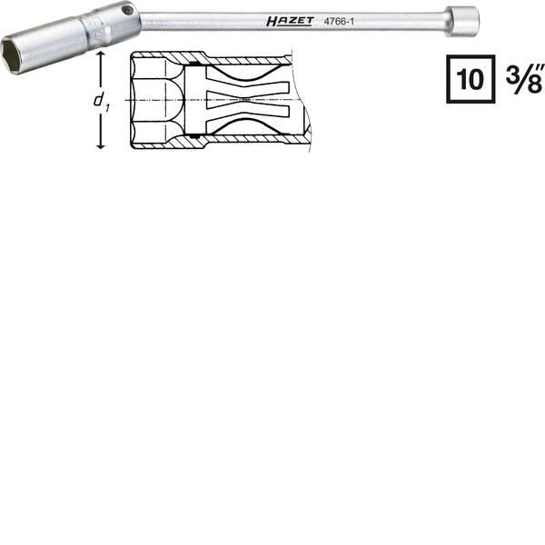 Strumenti speciali per auto - Chiave per candele di accensione 4766-1 Hazet 4766-1 -