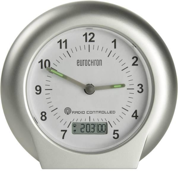 Sveglie - Eurochron EFW 3000 Radiocontrollato Sveglia Argento Tempi di allarme 1 -