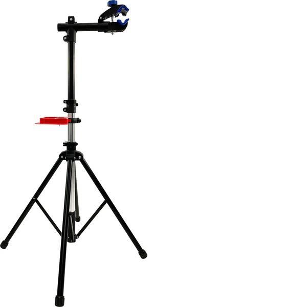 Supporti e cavalletti per biciclette - Security Plus 29289701 Supporto per riparazioni Alluminio/Plastica Nero, Rosso -