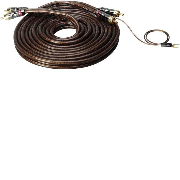 Cavi e connettori RCA HiFi per auto - Cavo RCA 5 m Sinuslive CX-50 [2x Spina RCA - 2x Spina RCA] -
