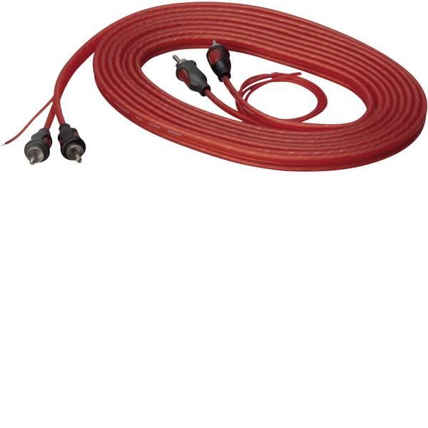Cavi e connettori RCA HiFi per auto - Cavo RCA 3.50 m Sinuslive CK-35 [2x Spina RCA - 2x Spina RCA] -