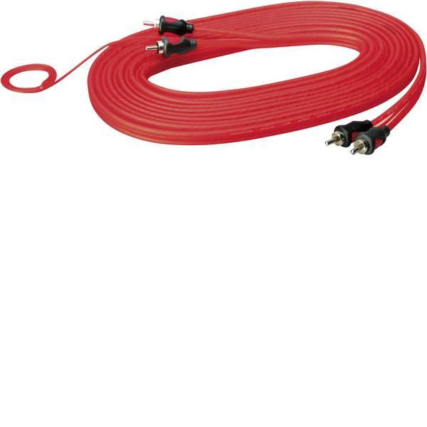 Cavi e connettori RCA HiFi per auto - Cavo RCA 5 m Sinuslive CK-50 [2x Spina RCA - 2x Spina RCA] -