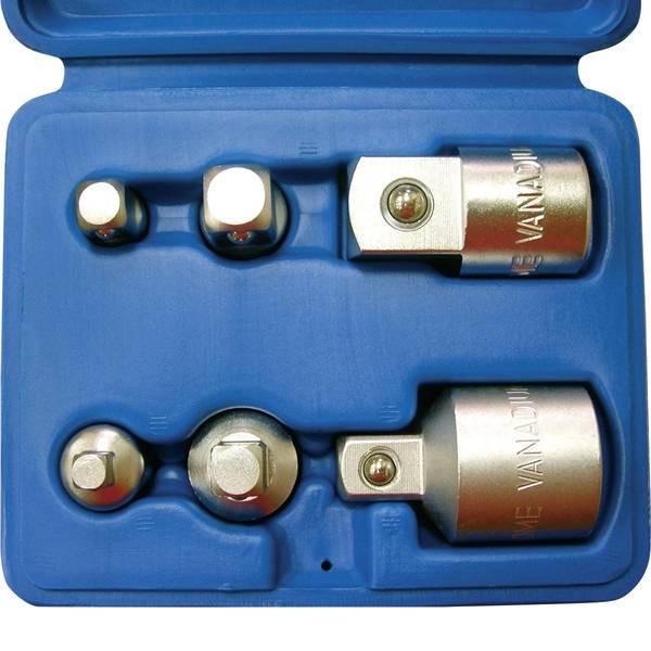 Strumenti speciali per auto - Kit sei adattatori Kunzer 7AAS06 -