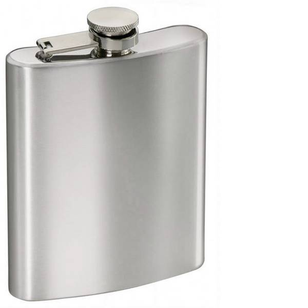 Thermos e tazze termiche - MATO Gordon Fiaschetta Acciaio inox (spazzolato) 0.190 l 4122 -