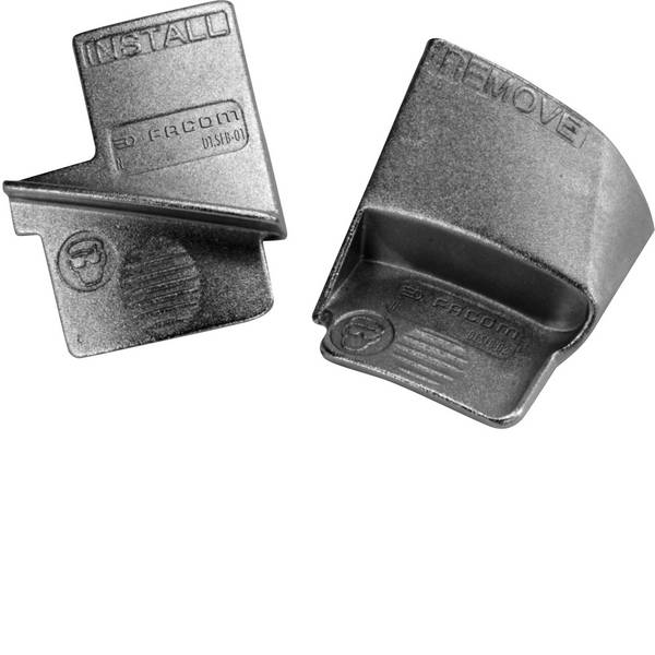 Strumenti speciali per auto - Kit per linstallazione / rimozione di cinghie elastiche Facom DT.SFB -