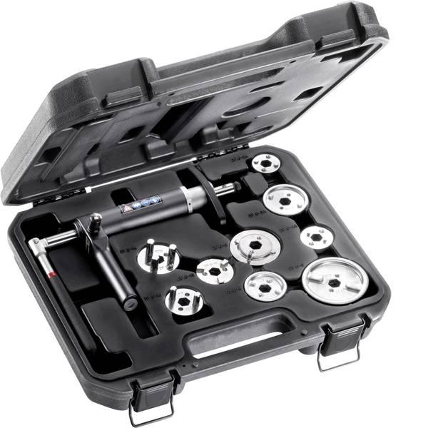 Strumenti speciali per auto - KIT di strumenti ripristino pistone del freno Facom DF.17-100A -