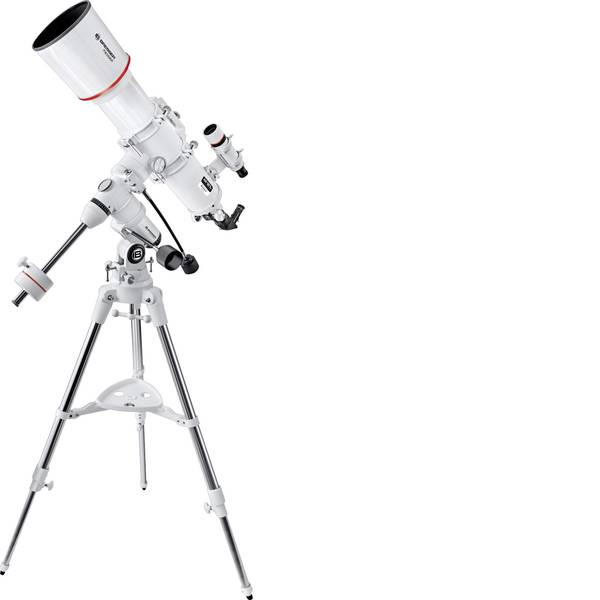 Telescopi - Bresser Optik Messier AR-127S/635 EXOS-1/EQ4 Telescopio ottico Equatoriale Acromatico, Ingrandimento 24 fino a 254 x -
