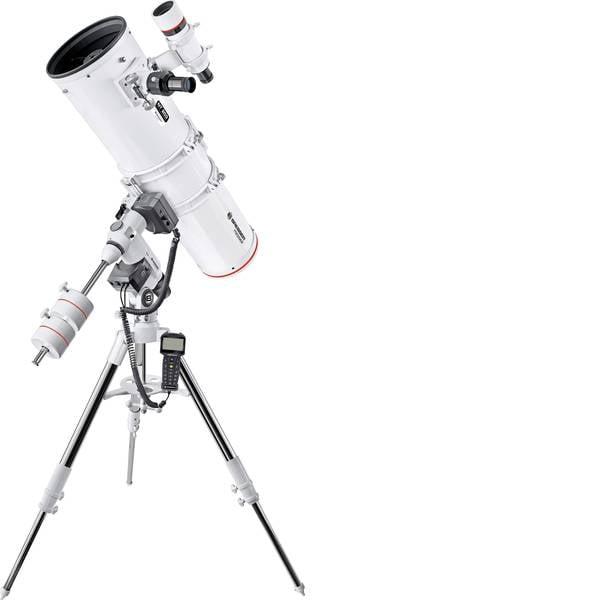 Telescopi - Bresser Optik Messier NT-203/1000 EXOS-2 GOTO Telescopio a specchi Equatoriale Newton, Ingrandimento 38 fino a 400 x -