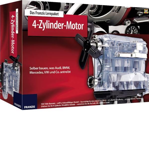 Kit di apprendimento fisica - Pacchetto di apprendimento Franzis Verlag Lernpaket 4-Zylinder-Motor 65275 da 14 anni -