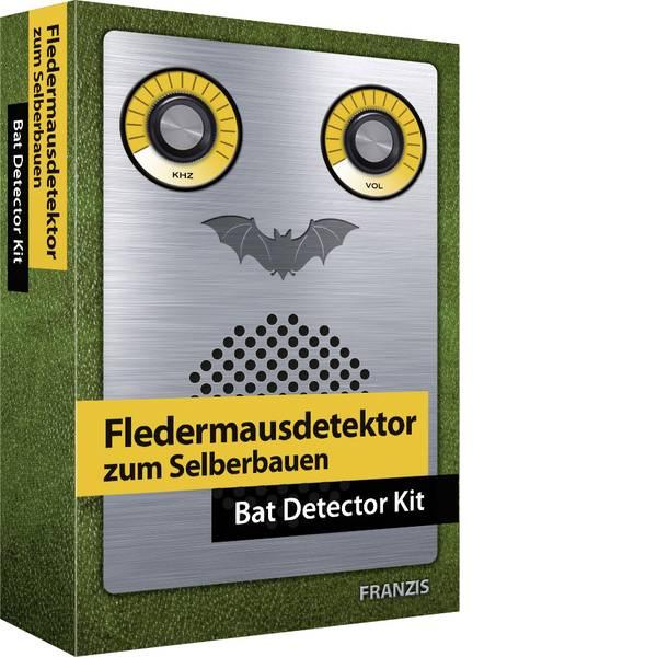 Kit esperimenti e pacchetti di apprendimento - Pacchetto di apprendimento Franzis Verlag Fledermausdetektor/ Bat Detector Kit 65276 da 14 anni -