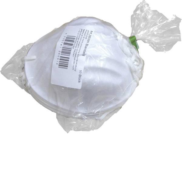 Maschere per polveri fini - L+D Upixx 2600H Mascherina antipolvere senza valvola 10 pz. -