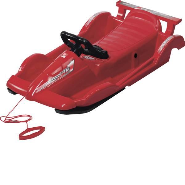 Slittini e Bob - Slittino plastica Alpengaudi AlpenRace Rosso -