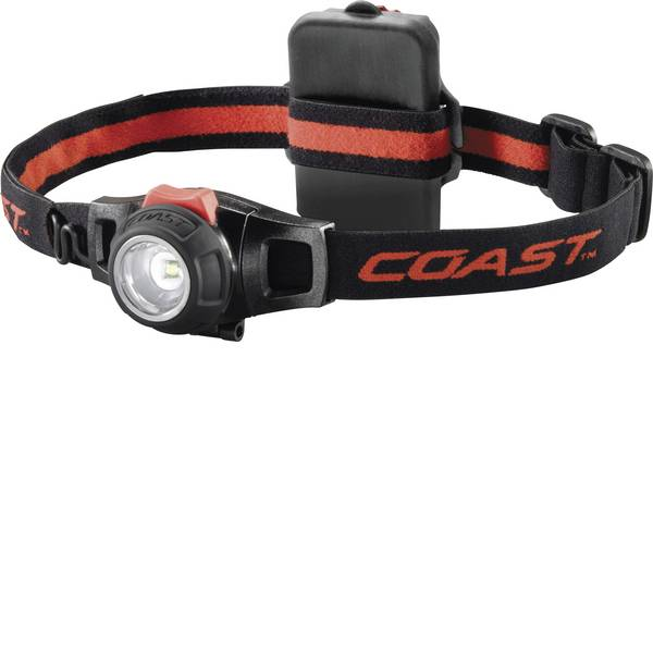 Lampade da testa - Coast HL7 LED Lampada frontale a batteria 285 lm 81 h 140116 -