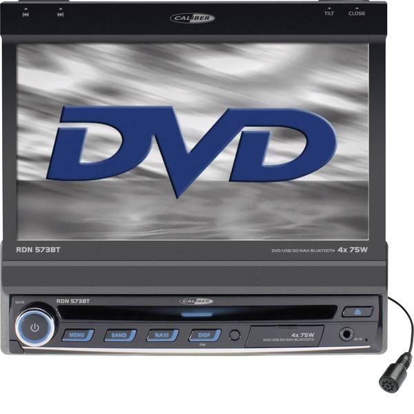 Autoradio e Monitor multimediali - Caliber Audio Technology RDN-573BT Moniceiver Collegamento per controllo remoto da volante, Collegamento per telecamera  -