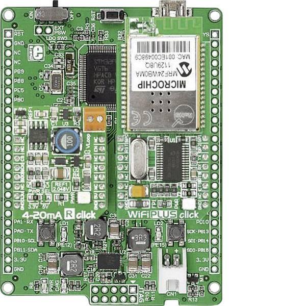 Kit e schede microcontroller MCU - MikroElektronika Scheda di sviluppo MIKROE-1685 STM32 -