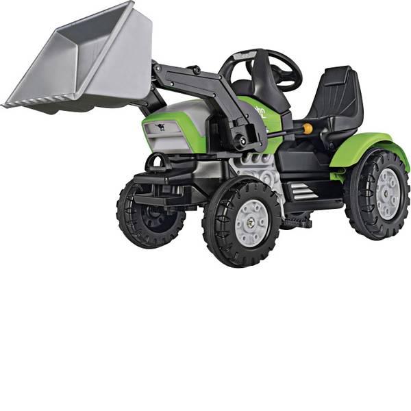 Veicoli a pedali - BIG John-XL-loader verde -