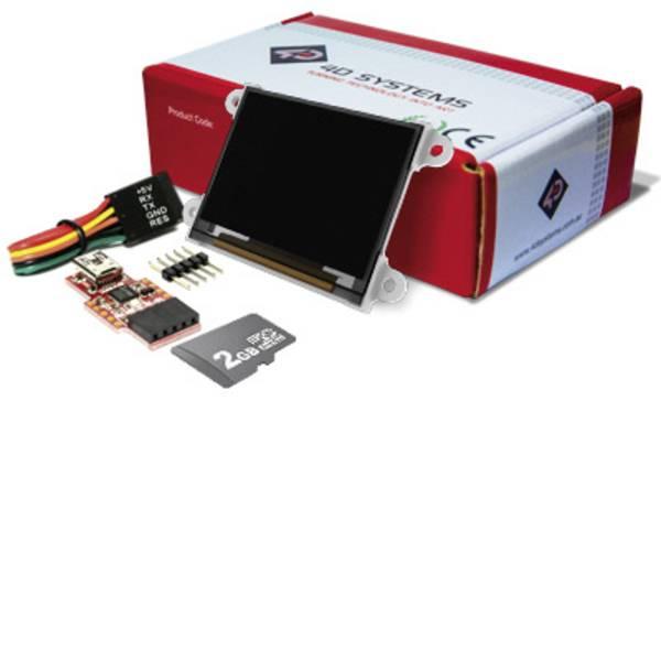 Kit e schede microcontroller MCU - 4D Systems Scheda di sviluppo SK-160-G2 -