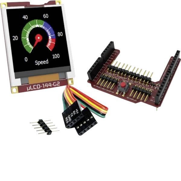 Kit e schede microcontroller MCU - 4D Systems Scheda di sviluppo uLCD-144-G2-AR -