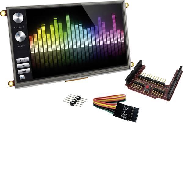 Kit e schede microcontroller MCU - 4D Systems Scheda di sviluppo uLCD-70DT-AR -