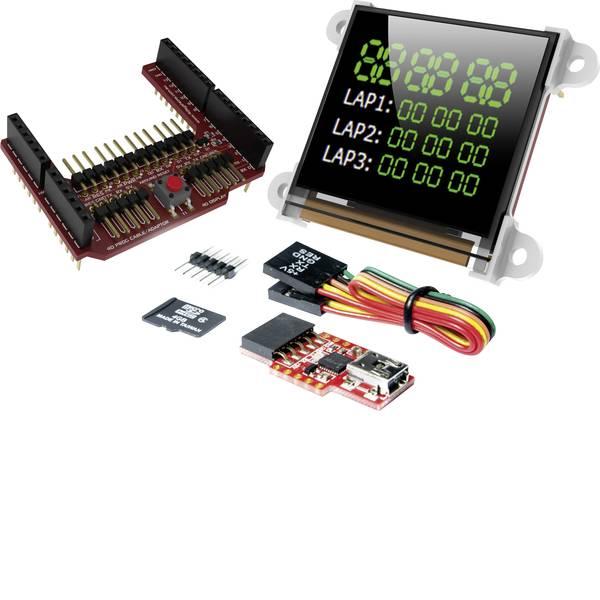 Kit e schede microcontroller MCU - 4D Systems Scheda di sviluppo SK-128G2-AR -