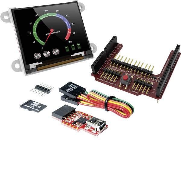 Kit e schede microcontroller MCU - 4D Systems Scheda di sviluppo SK-160G2-AR -