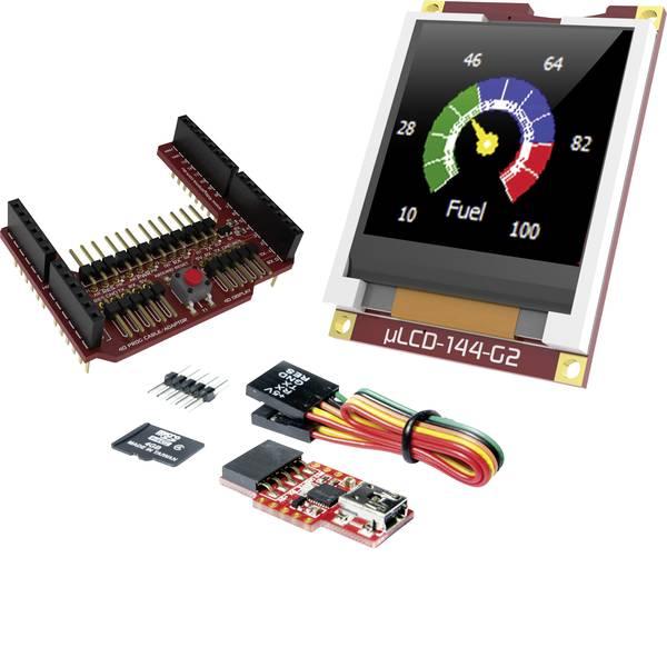 Kit e schede microcontroller MCU - 4D Systems Scheda di sviluppo SK-144G2-AR -