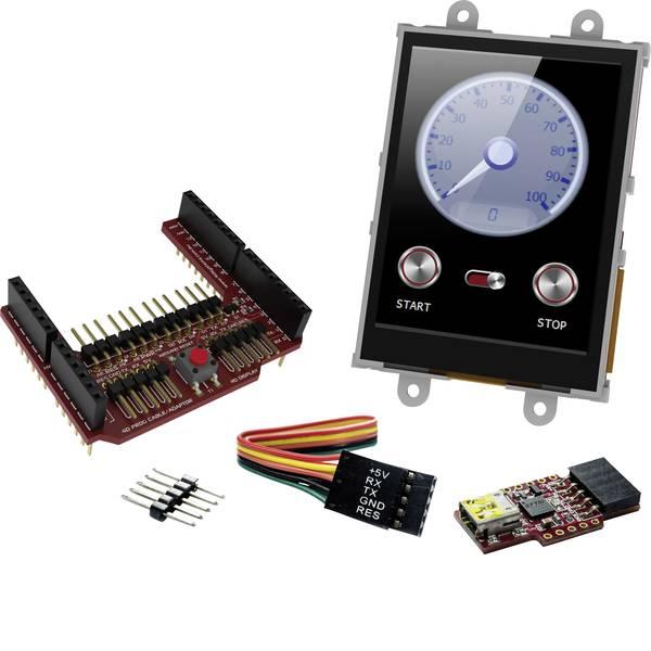 Kit e schede microcontroller MCU - 4D Systems Scheda di sviluppo SK-28PTU-AR -