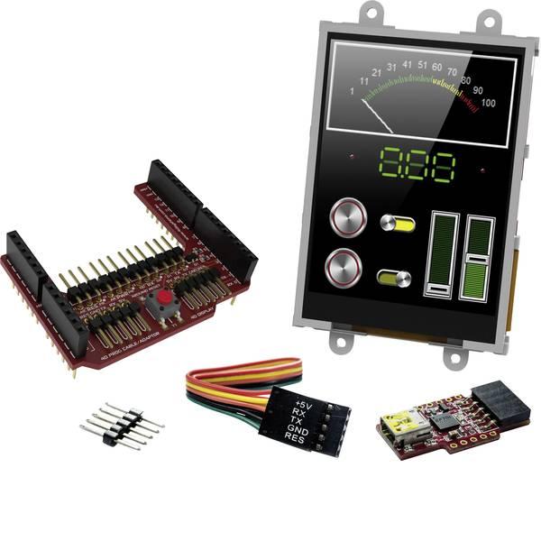 Kit e schede microcontroller MCU - 4D Systems Scheda di sviluppo SK-32PTU-AR -