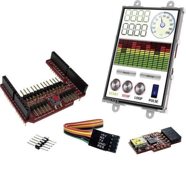 Kit e schede microcontroller MCU - 4D Systems Scheda di sviluppo SK-35DT-AR -