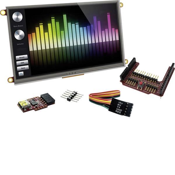 Kit e schede microcontroller MCU - 4D Systems Scheda di sviluppo SK-70DT-AR -