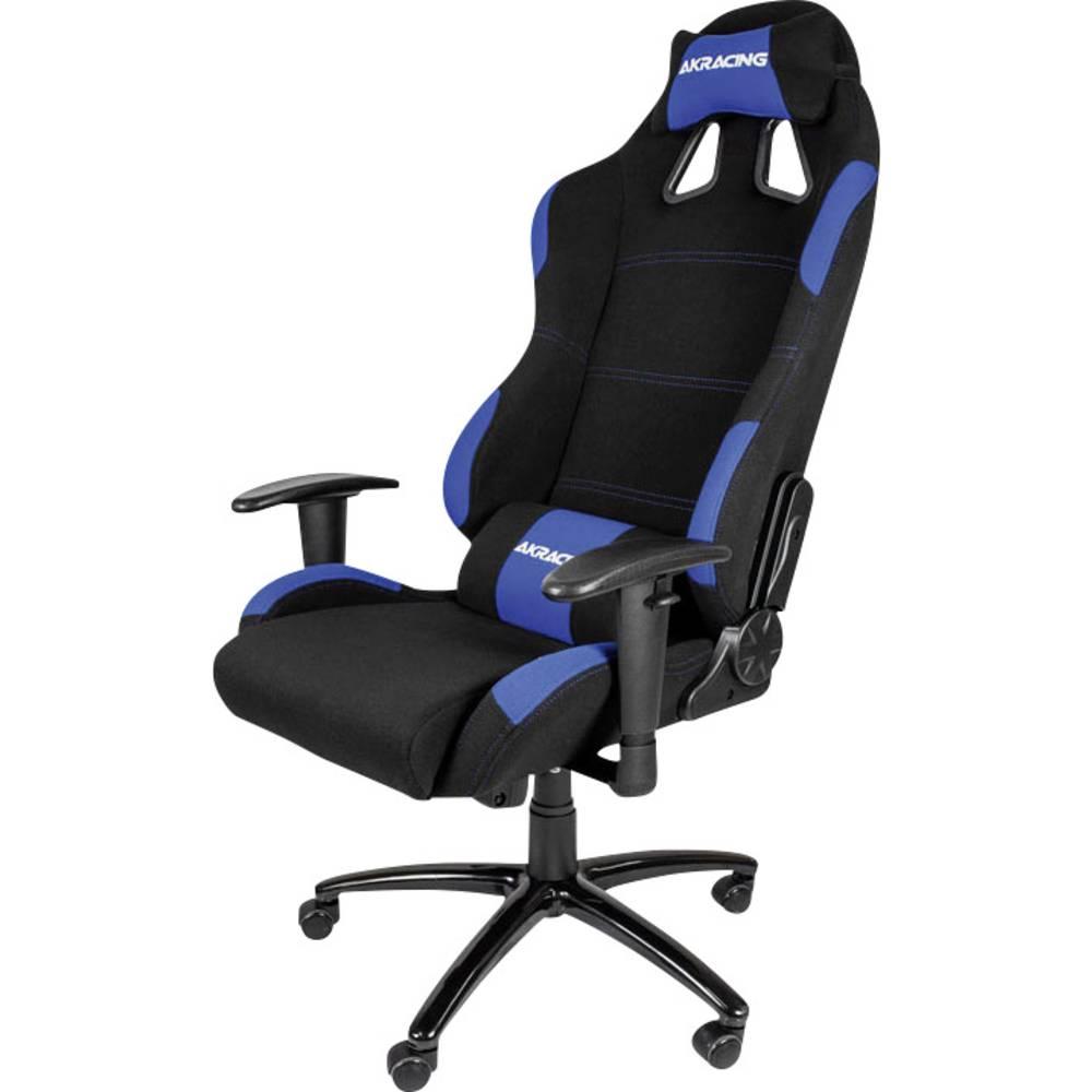 Sedia da gioco AKRACING Gaming Chair - Schwarz/Blau Nero ...